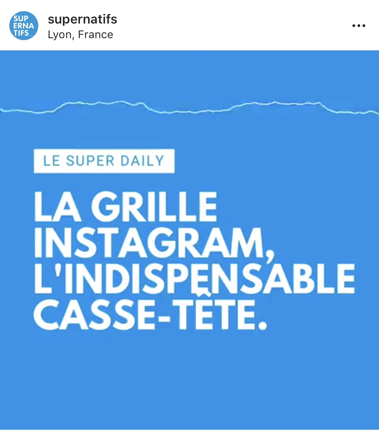 Le Super Daily Podcast Instagram